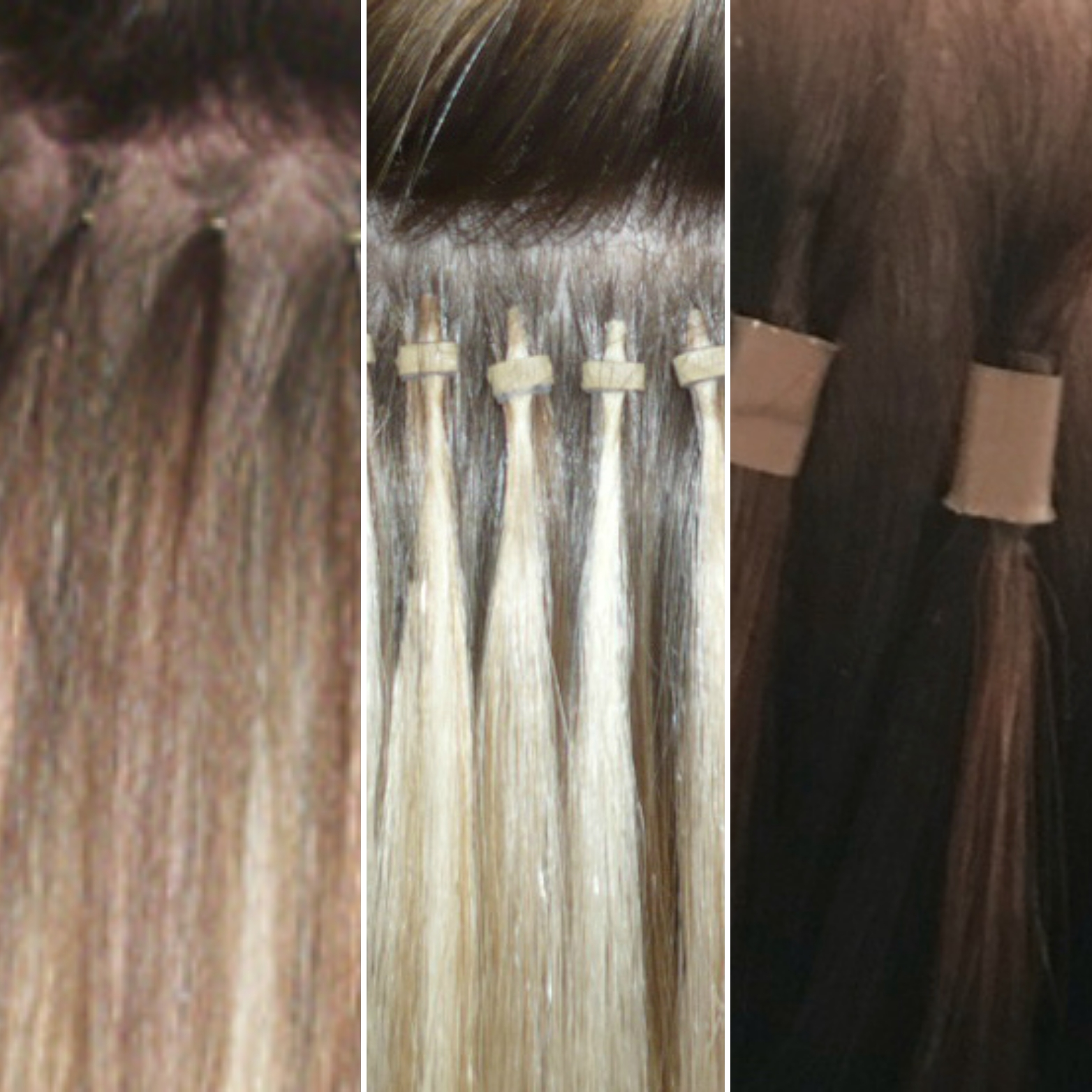 How Are Hair Extensions Put In Hair Flair Extensions